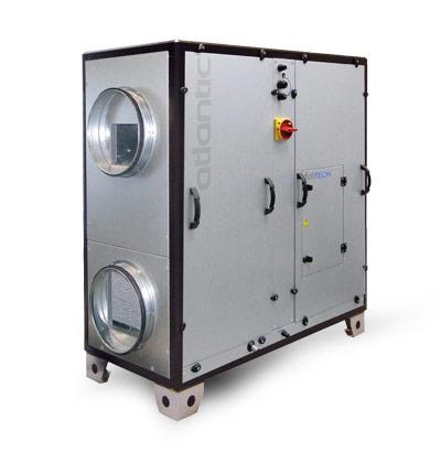 Ventilation double flux et ventilation Atlantic Lyon