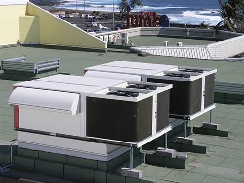 Rooftop Lyon : découvrez les solutions ACLIMAX.