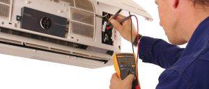 installation climatisation par une équipe professionnelle