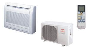 Ventilateur console