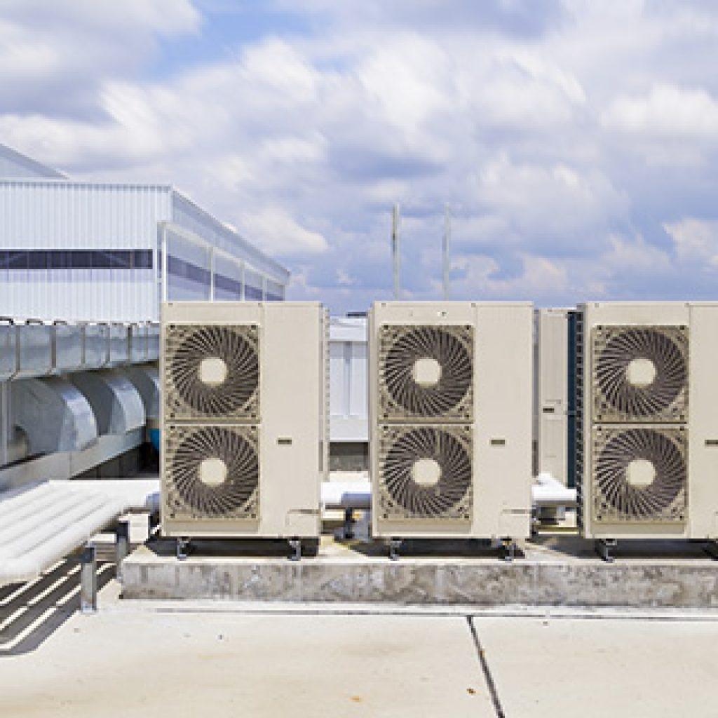 groupes extérieurs de climatisation pour professionnels
