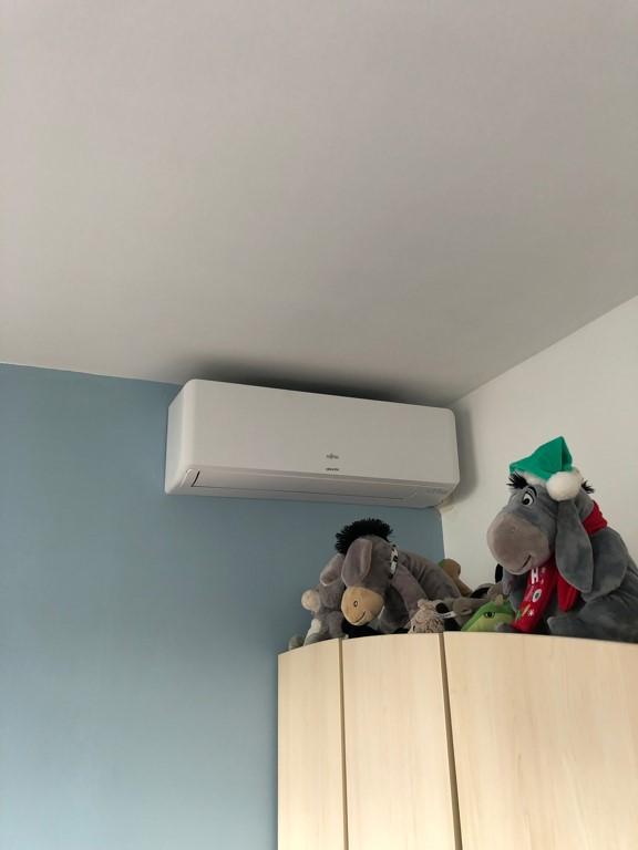 climatiseur mural pour chambre