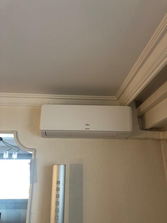installation climatisation à saint etienne