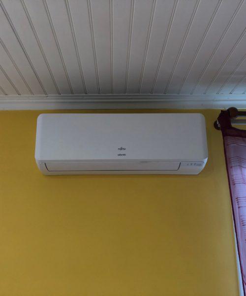 climatisation unité murale intérieure